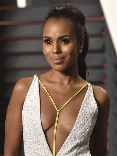 Kerry Washington Brings Some Scandal to OPI   Allure
