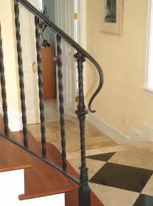 Rod Iron Banister Porch And Step Rails