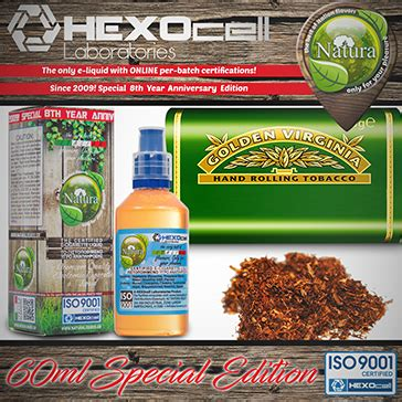 La Kokoa Eliquid 3mg 60ml 60ml virginia special edition 3mg high vg eliquid with