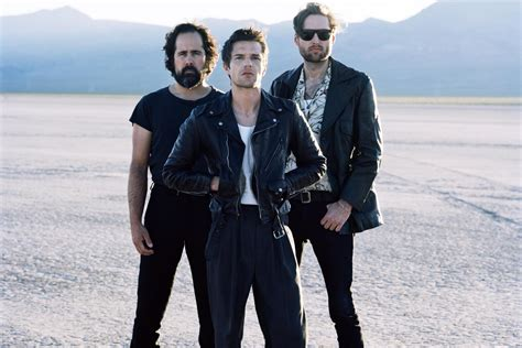 The Killers by This Just In The Killers Quot Run For Cover Quot With A Restless