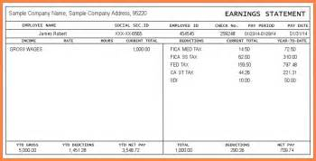 create a pay stub template 9 check stub template dentist resumes