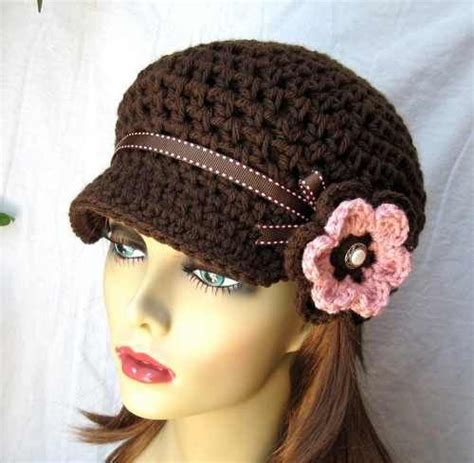 Gorros De Crochet | gorros tejidos a crochet para jovenes tejidos que quiero