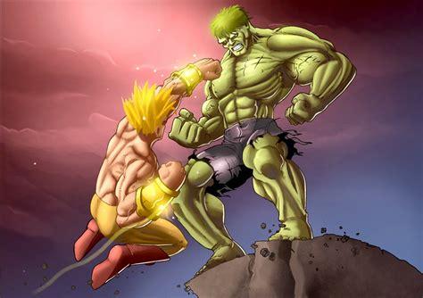 imagenes de goku vs hulk peleas entre dibujos animasdos muy buenas fotos taringa