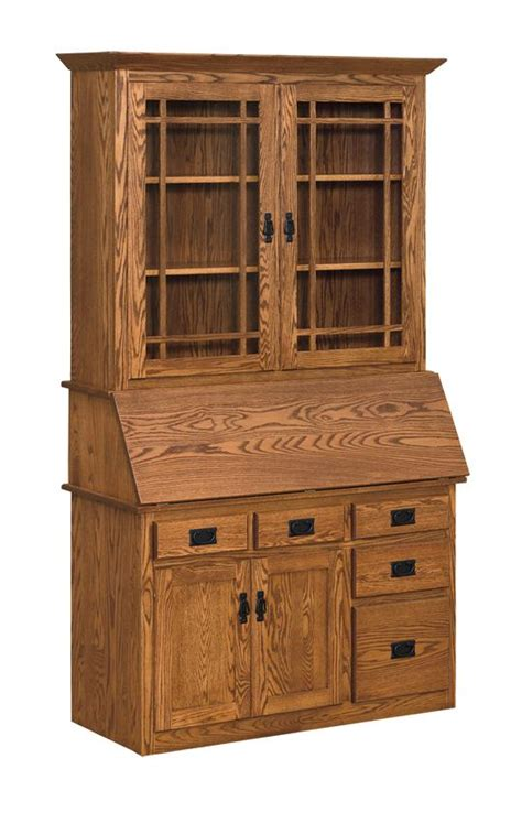 Great Desks great secretary desk with hutch randy gregory design