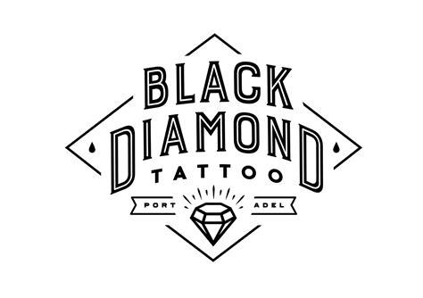 black diamond tattoo black port adelaide