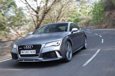 audi rs seven seven deadly sins audi rs 7 car india india s leading