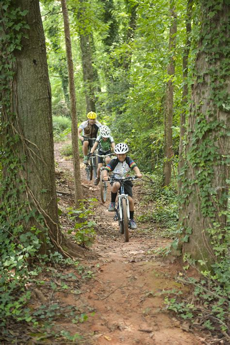 dirt bike trail city of spartanburg south carolina duncan park bicycle