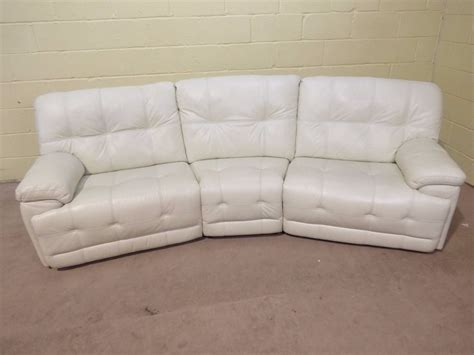 15 collection of curved recliner sofa sofa ideas