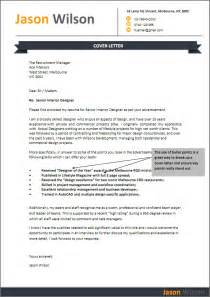 Sample Resume Letter For Job The Australian Employment Guide