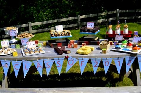 themes for college house parties outdoor graduation party ideas for guys archives