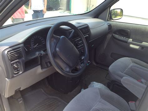 Chevy Venture Interior by 1998 Chevrolet Venture Pictures Cargurus