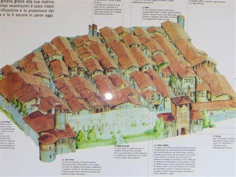 ricetto di candelo mappa mura borgo foto di ricetto di candelo candelo