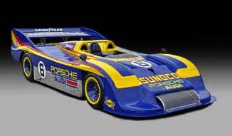 Sunoco Porsche 917 30 1973 Sunoco Porsche 917 30 Can Am Vintage Classic Race Car