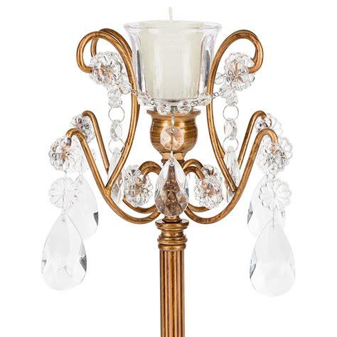 glass candelabra centerpieces candelabra with glass crystals candelabra