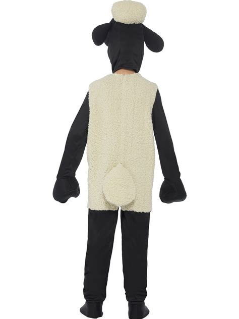 sheep costume child shaun the sheep costume 20607 fancy dress