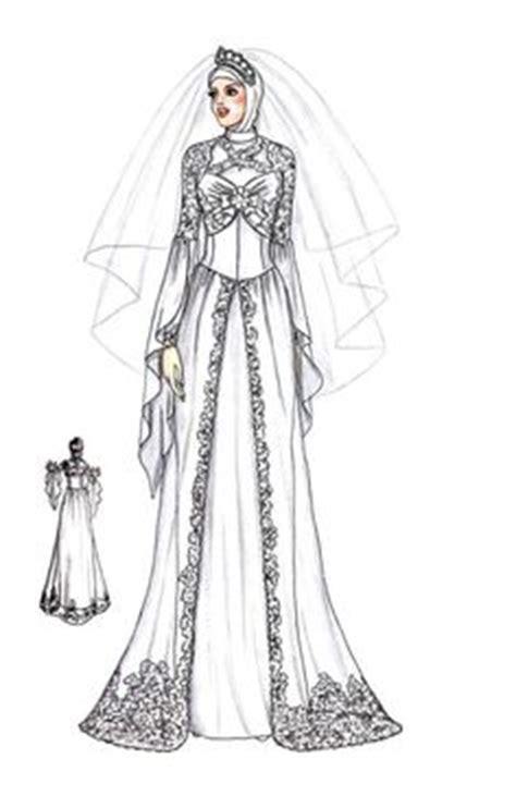 sketchbook terbaru 1000 images about dress sketch on kebaya