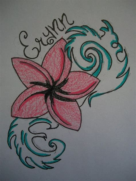 frangipani tattoos designs free plumeria sketch design by souleatergirl tattoomagz