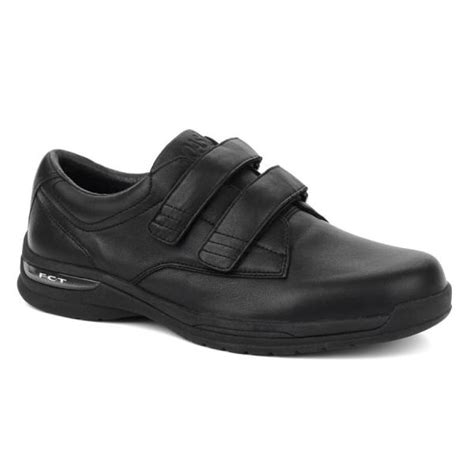 velcro sneakers mens oasis shoes mens nevis hook loop velcro comfort sneakers