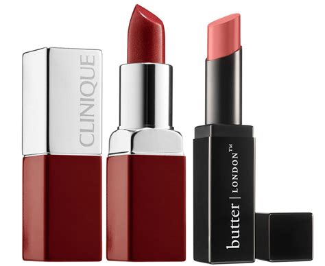 Lipsticks Clinique ss15 lipsticks butter and clinique makeup4all