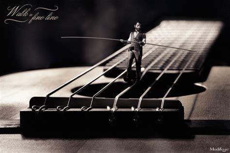 tutorial guitar photograph create a surreal miniature portrait the shoot