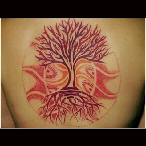 energy tattoo designs energy energy wave tree