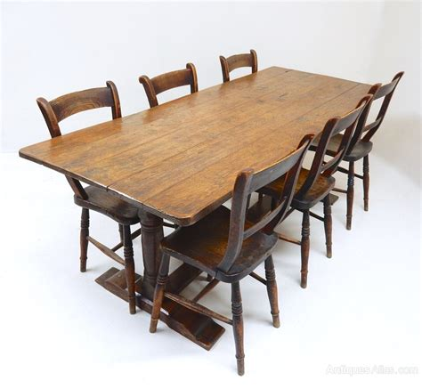 antique refectory table oak refectory table antiques atlas