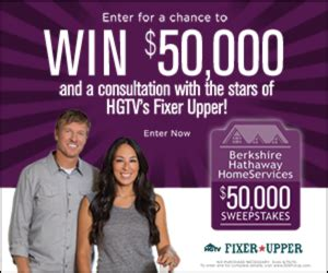 Real Sweepstakes To Enter - berkshire hathaway homeservices 50 000 sweepstakes enter to win sweethomeva