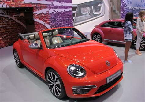 Vw Beetle New York Auto Show by Europeans Host Several World Debuts At New York Auto Show
