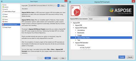 compress pdf file using java aspose pdf java for intellij idea maven jetbrains