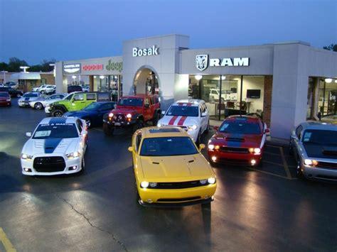 Bosak Chrysler by Bosak Motor Sales Chrysler Dodge Jeep Ram Dealer In