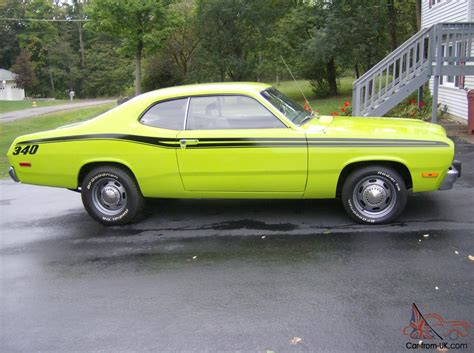 1973 plymouth duster 340 1973 340 plymouth duster