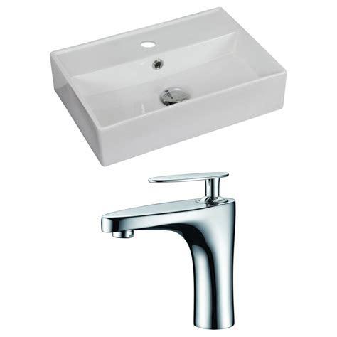 14 inch vessel sink imaginations 20 inch w x 14 inch d rectangular
