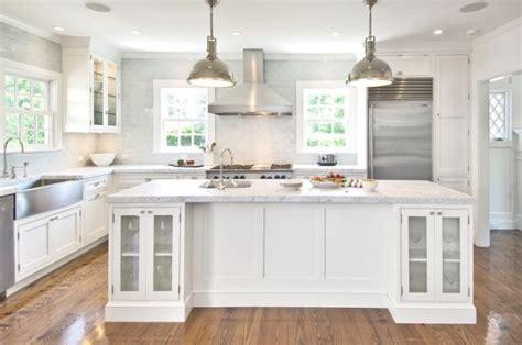 imagenes completamente blancas de 60 fotos de cocinas decoradas con encanto