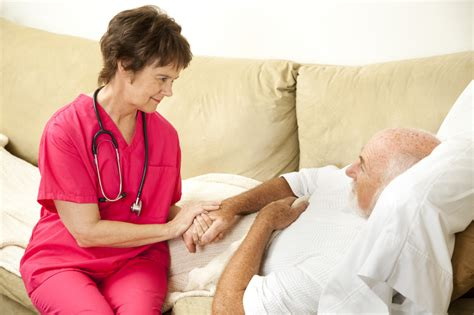 patient couch minding the bedside meditation and compassion in nursing