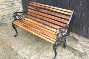 garden bench kit garden bench restoration kits for uk delivery arbc