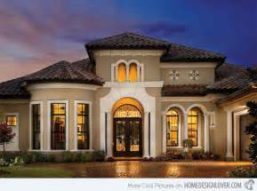 mediterranean home designs 15 sophisticated and mediterranean house designs decoration for house