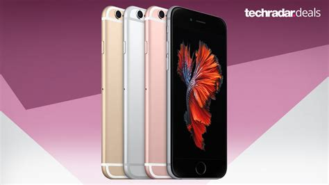 the cheapest iphone 6s unlocked sim free prices in june 2019 techradar