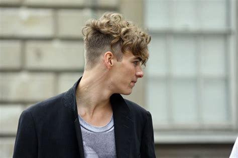 curly undercut httpwwwfashionisingcomtrendsb undercut haircut men html