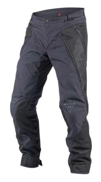 dainese  flux  dry motosiklet pantolonu siyah