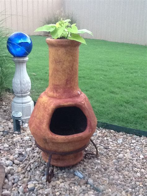 chiminea planter 17 best chiminea smoker images on bonfire pits