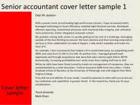 tax accountant cover letter senior accountant cover letter
