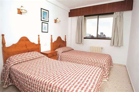 2 Bedroom Apartments In Benidorm All Inclusive by Halley Apartments Cheap Holidays To Halley Apartments