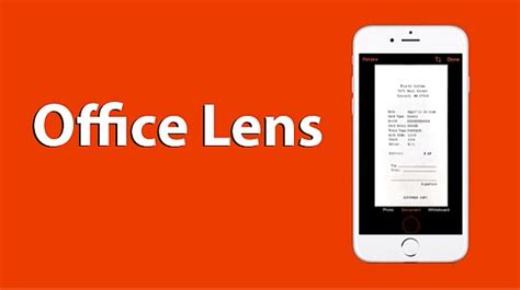 Office Lens Scan Documents With Ios Android In Editable Format With
