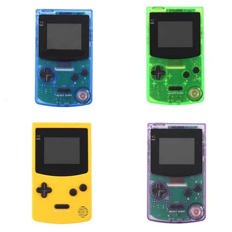 gameboy color backlight for gbc gb boy colour handheld console boy