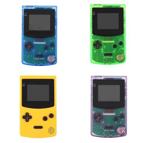 backlit gameboy color for gbc gb boy colour handheld console boy