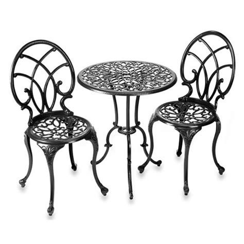 wrought iron bistro table and chairs cheap iron metal bistro sets for sale best cast iron