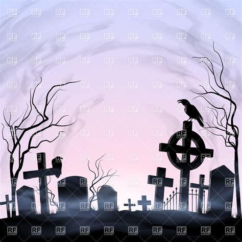 Cemetery Clipart