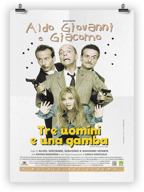 Tre Uomini E Una by Tre Uomini E Una Gamba Aldo E Giacomo Sito