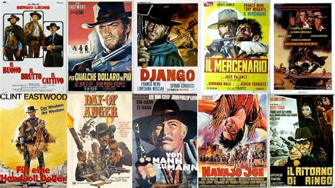 best spaghetti western do you agree with quentin tarantino s top ten favorite