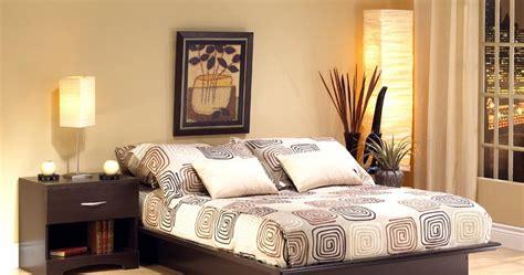 desain dinding kamar simple model rumah minimalis sederhana perpaduan warna cat kamar